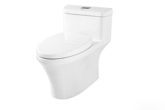 """欧式装修强调以华丽的装饰、浓烈的色彩、精美的造型达到雍容华贵的装饰效果。如果你喜欢欧式风格装修效果,在卫生间里面应该安装什么能卫浴设施?今天小编将推介三款比较适合欧式风格装修的卫浴设施。 马桶  老式的厕所蹲久了腿会麻痹,而马桶使用时无须担心这个问题,很方便,而且气味被屁股都遮挡了,所以便便时空气会比较清新。特别是对于老人和体重较重的人来说,使用马桶比蹲厕方便多了。欧洲风格家居装修一般会用到马桶。 推荐商品:九牧双孔对冲抽水马桶11200 参考价格:¥1399  全新升级""""对冲式"""""""