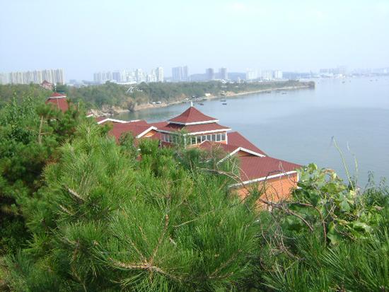 葫芦岛龙回头 - 海岸风景